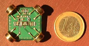 2 Axis IR Sensors Board