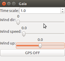 PPRZ Environment settings Gaia GUI up.png