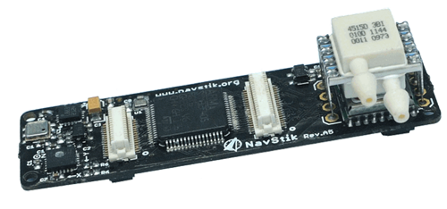 The NavStik main autopilot board