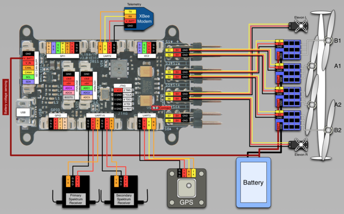 700px LisaM_V2_0_wiring_quadshot_spektrum lisa m v2 0 paparazziuav spektrum receiver wiring diagram at reclaimingppi.co