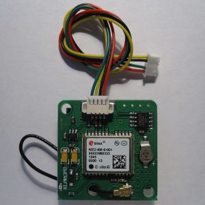 Sensors/GPS - PaparazziUAV