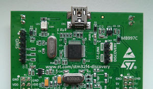 ST-LinkV2 (stm32f4-Discovery)